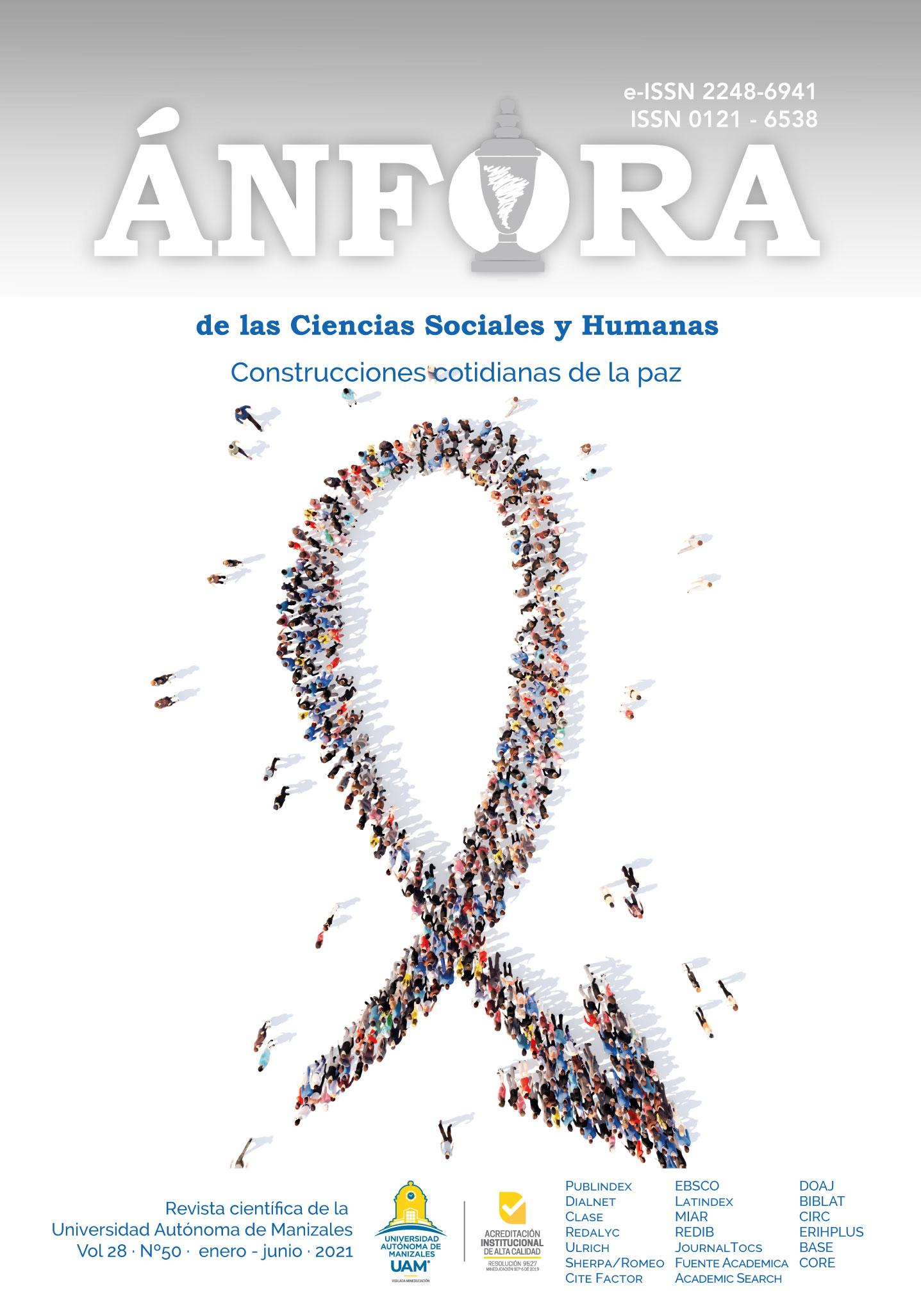 """Ver Vol. 28 Núm. 50 (2021): Sección temática """"Construcciones cotidianas de la paz"""". Enero-Junio"""